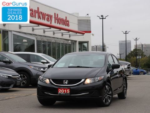 Pre Owned 2015 Honda Civic Sedan EX