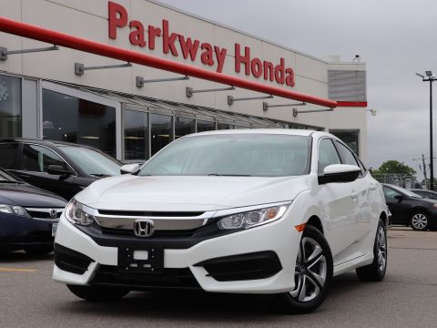 Pre-Owned 2018 Honda Civic Sedan LX - Demo FWD 4dr Car