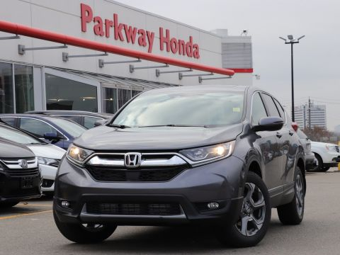 Pre-Owned 2018 Honda CR-V EX - Demo AWD
