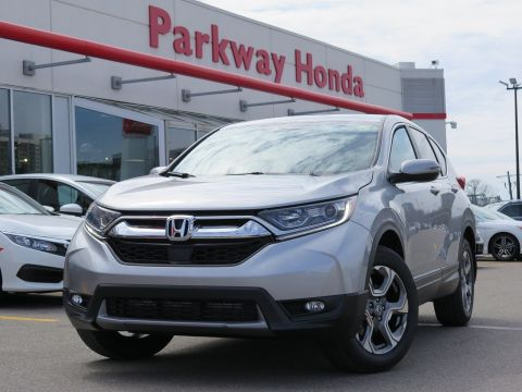 2018 Honda CR-V EX-L - Demo (not for sale)
