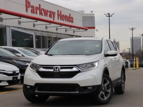2018 Honda CR-V EX-L (Not for sale)