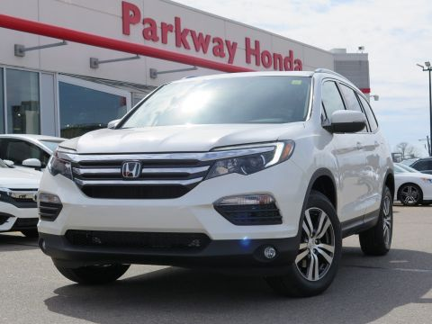 Pre-Owned 2017 Honda Pilot EX - Demo ($2,500 incentive available and lower interest rates) AWD