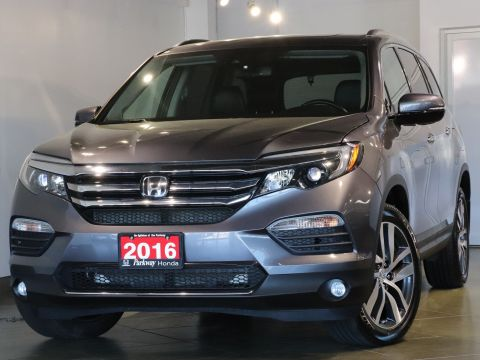 Pre-Owned 2016 Honda Pilot Touring - FULLY LOADED FIT THE WHOLE TEAM