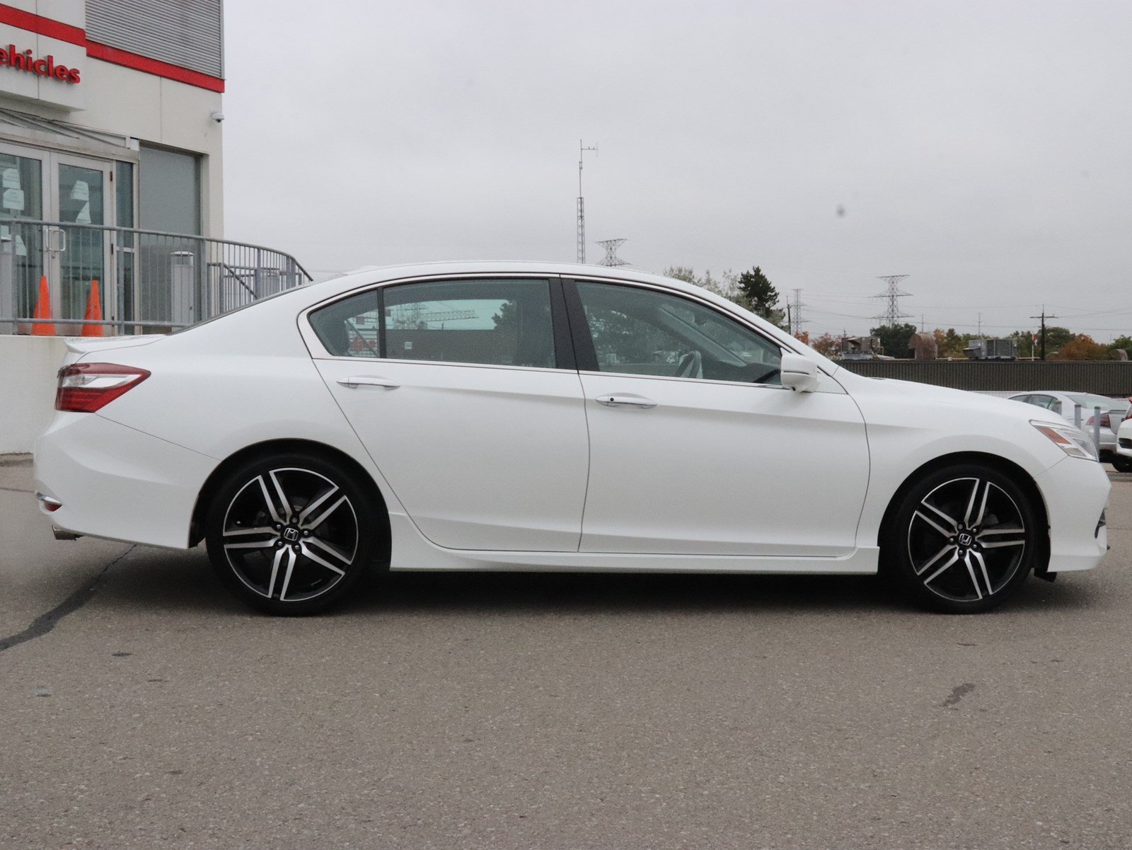 Certified Pre Owned 2017 Honda Accord Sedan Touring 4dr Car in