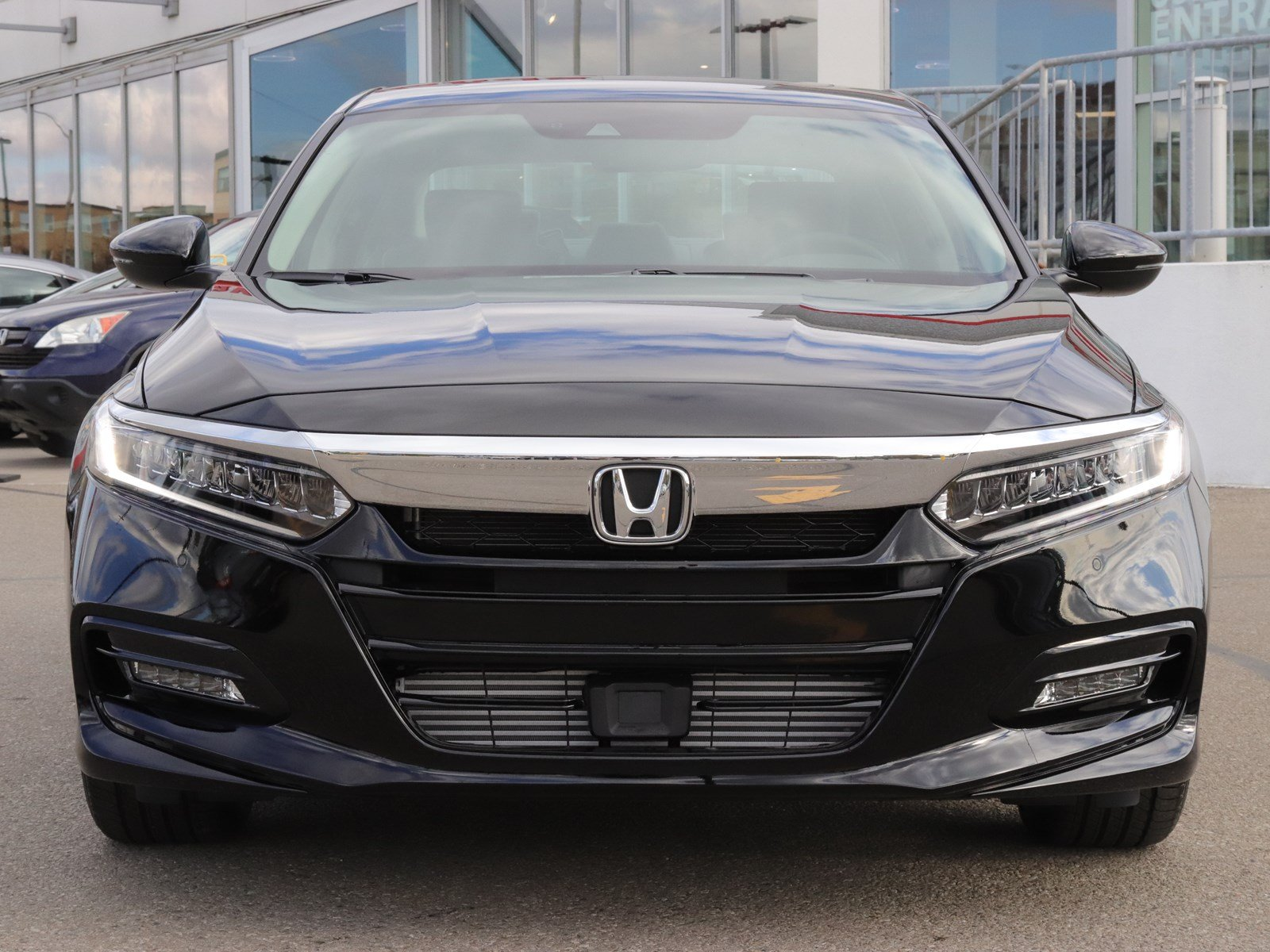 New 2018 Honda Accord Sedan Touring Demo Driven by Manager 4dr