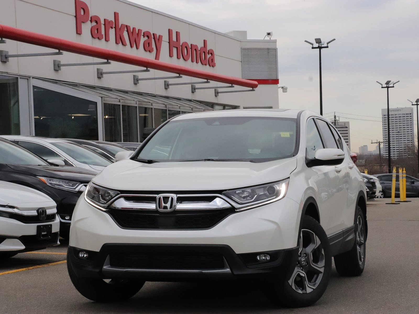 New 2018 Honda CR-V EX-L (Not for sale)