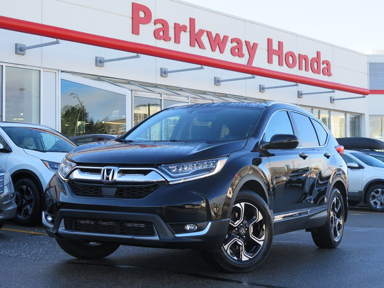 Pre-Owned 2018 Honda CR-V Touring - Demo - Not for sale