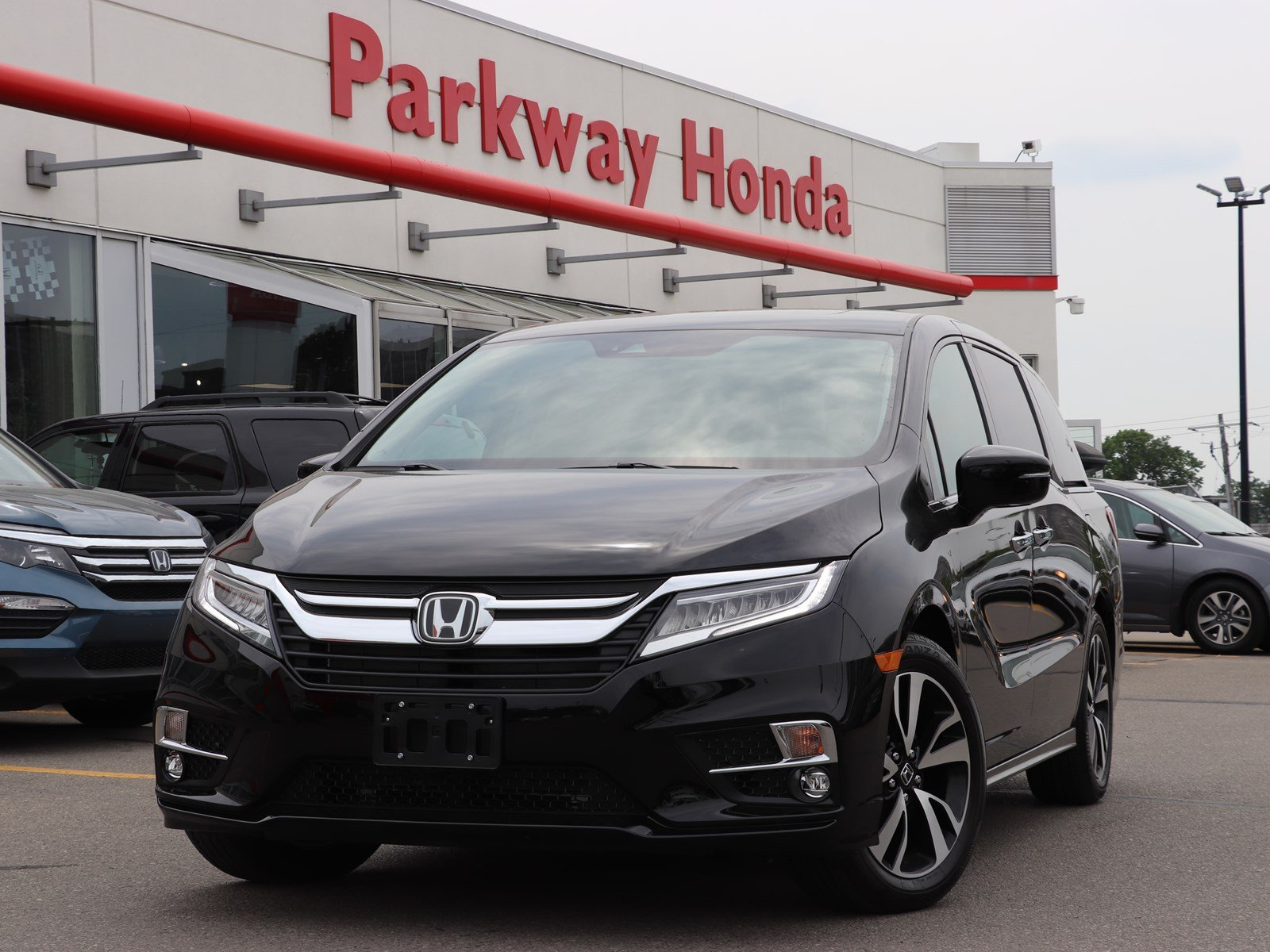New 2019 Honda Odyssey Touring Mini Van Passenger In Toronto Fuel Pump Unit
